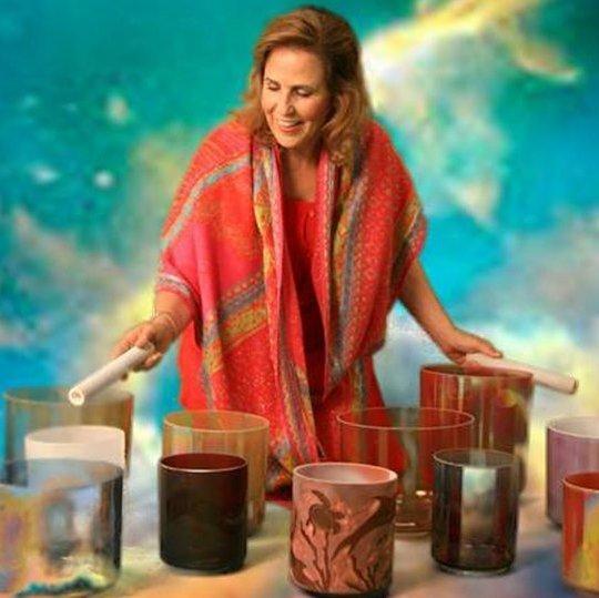 Sound Healing Meditative Concert with Jeralyn Glass at Kamalaya