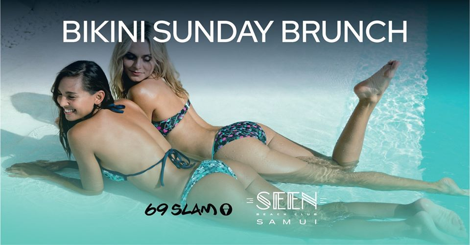 SEEN Bikini Brunch