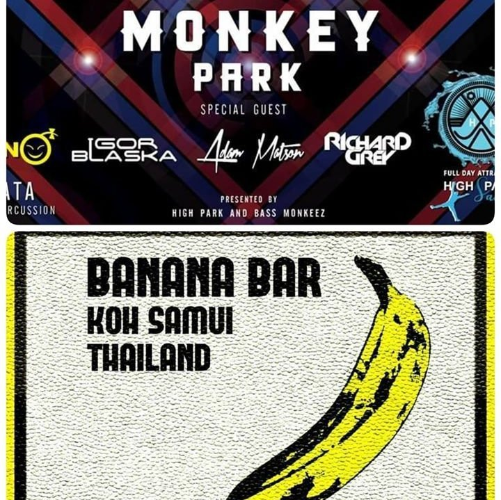 Monkey Banana After Party