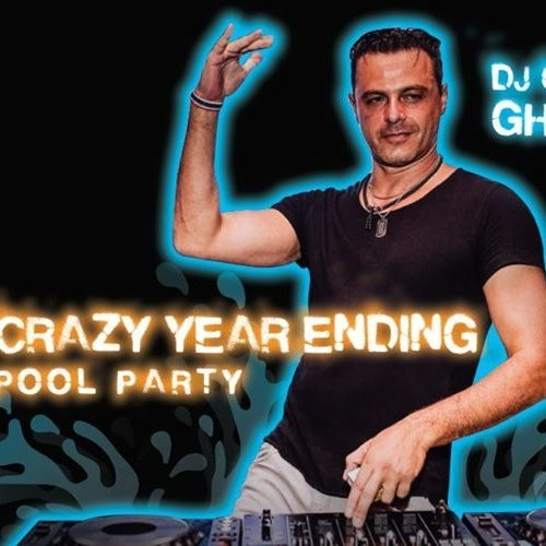 New year warm party dj class a aka ghost rider