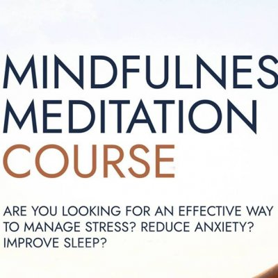 Mindfulness Meditation Course