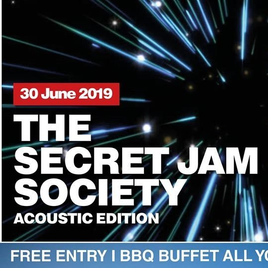 The Secret JAM Society!
