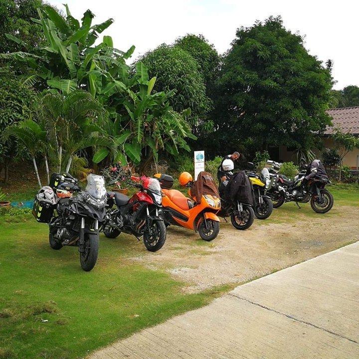Bike Tour in den Sicht National Park und nach Kiriwong