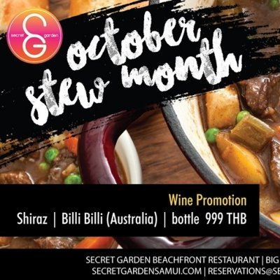 October STEW Month!