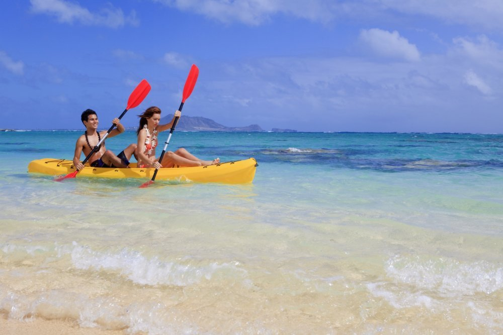 Sea kayaking with discount from TimeSamui