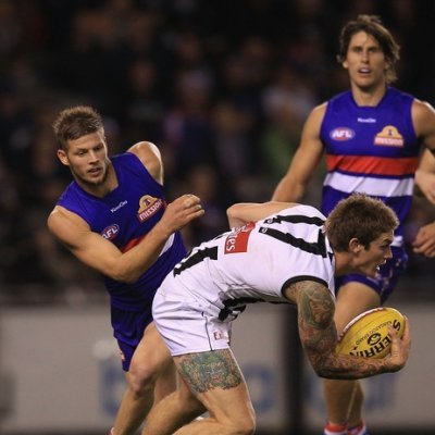 Western Bulldogs vs Collingwood - AFL 2020 Round 1