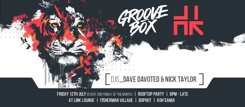 Groovebox at LINK Lounge Fisherman Village