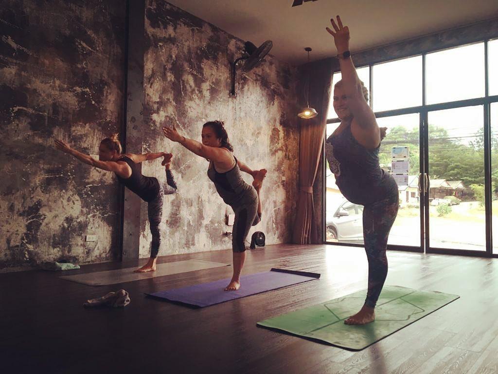Vinyasa Yoga with Ampinee