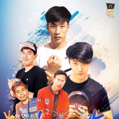 "Songkran at Sweet soul ""ปาร์ตี้หล่อทะลุแป้ง"""