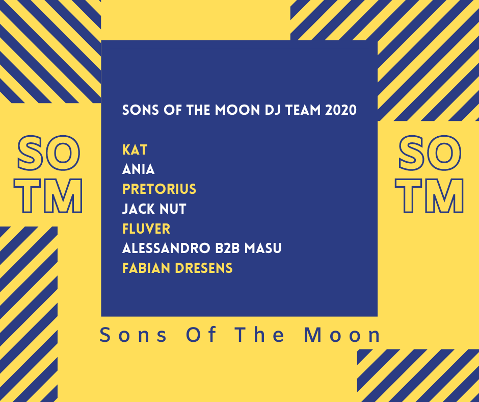 Sons Of The Moon X Link