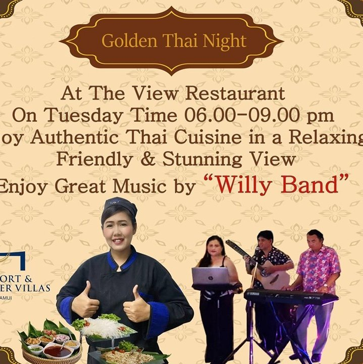 Golden Thai Night
