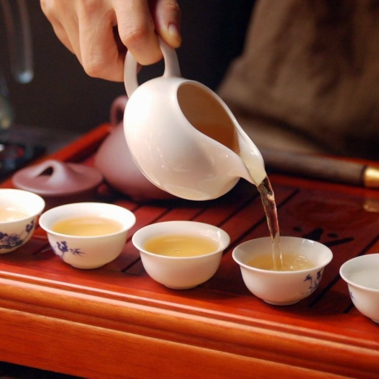 OPEN HOUSE Tea Ceremony and Tea tasting