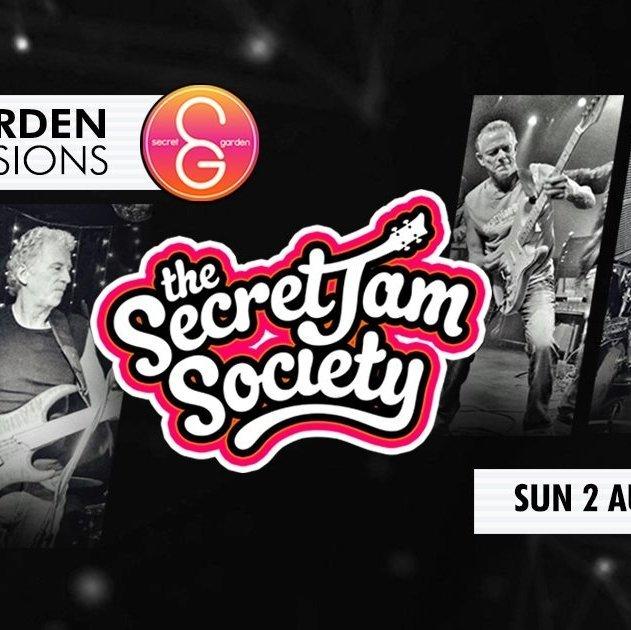 Secret Garden Sunday Sessions presents: THE SECRET JAM SOCIETY