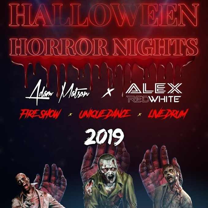 HORROR NIGHTS PARTY