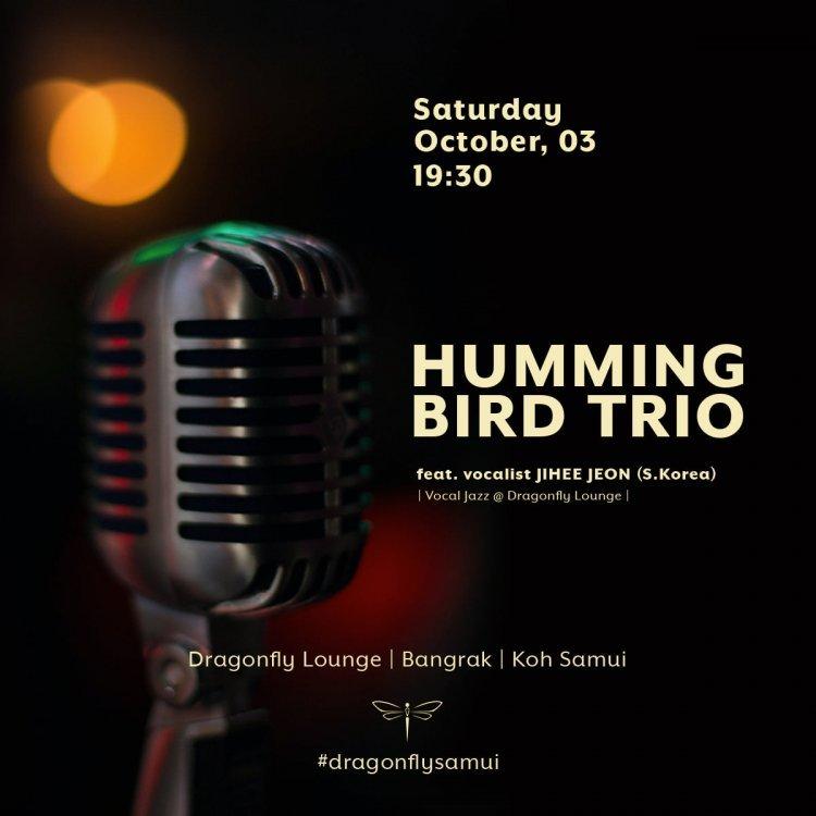 Humming Bird Trio | Vocal Jazz
