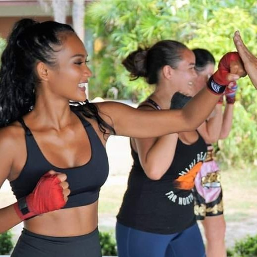 Thai Boxing - Work Out Class