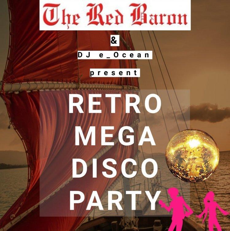RETRO-MEGA-DISCO ON THE WAVES