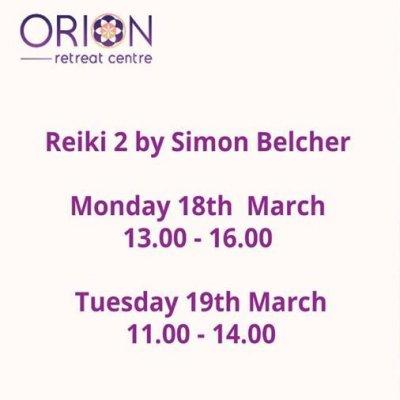 Reiki 2 by Simon Belcher