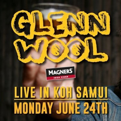 The Social Comedy presents Glenn Wool Live!