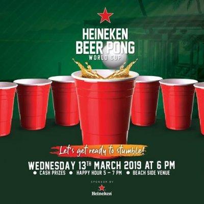 Heineken Beer Pong World Cup