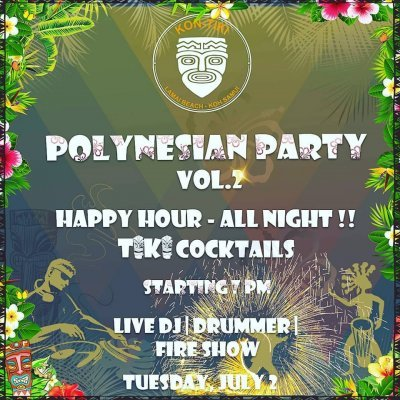 Polynesian Party vol.2