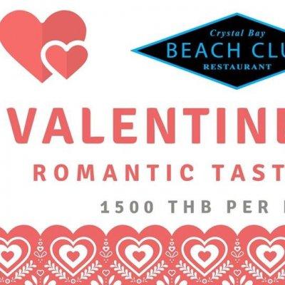 Valentines Day on Samui's Best Beach