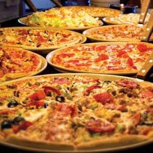 Pizza Party Buffet 250 Bht & Ol Skool Music