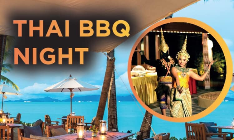 Thai BBQ Night at Santiburi Koh Samui