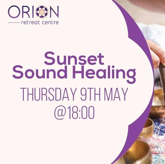 Sunset Sound Healing Meditation