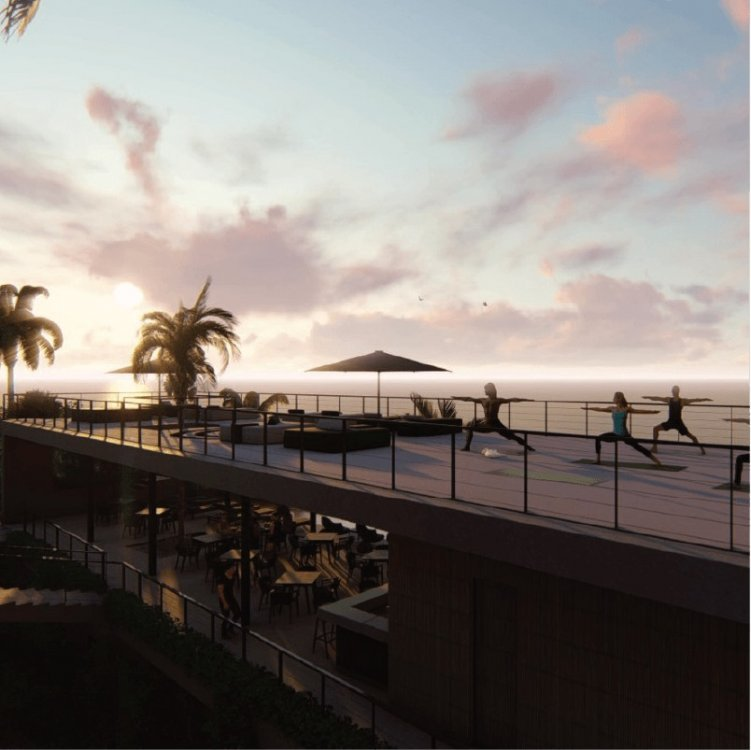 Free Yoga Class at Halapua Rooftop Lounge