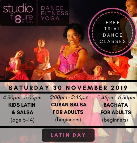 Latin open house - Free Trial dance classes