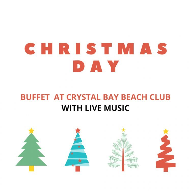 Christmas Day Buffet with Live Music