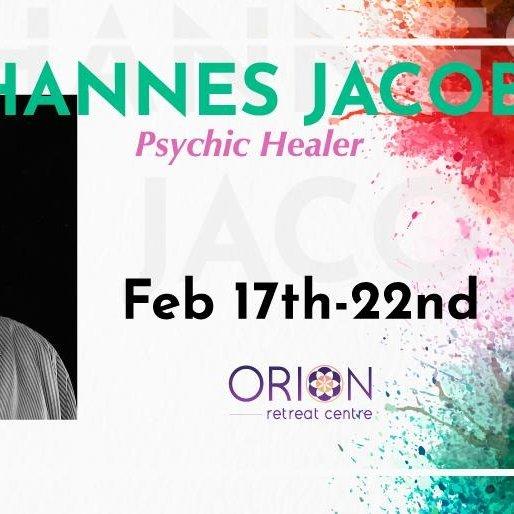 Hanne Jacob- Psychic Healer