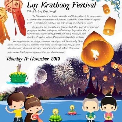 Loy Krathong Festival