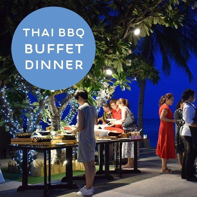 Monday Thai BBQ Night Buffet Dinner