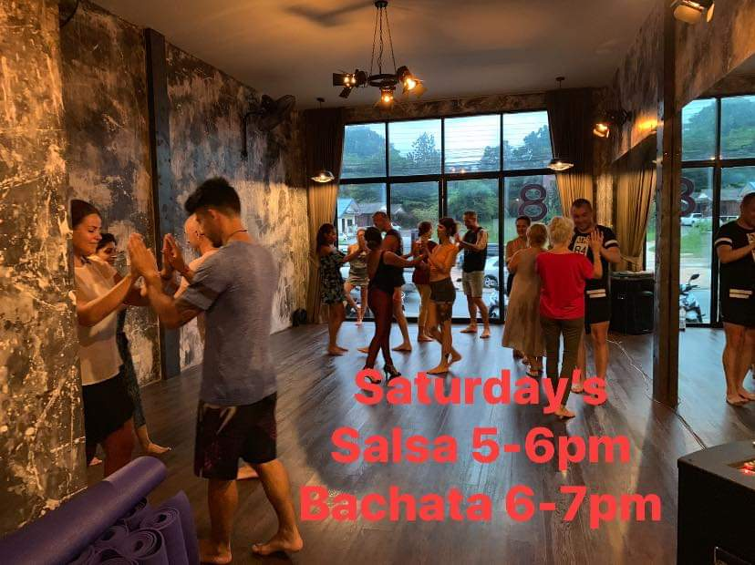 Bachata & Salsa lessons for beginners