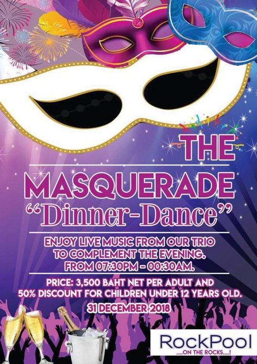 "The Masquerade ""Dinner-Dance"""