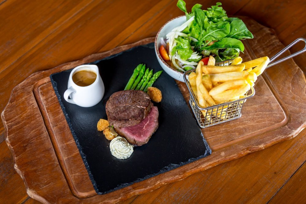 Steak Night With Live Music
