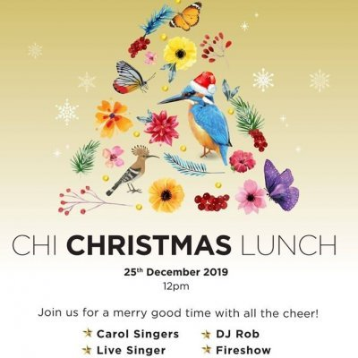 CHI Christmas Lunch