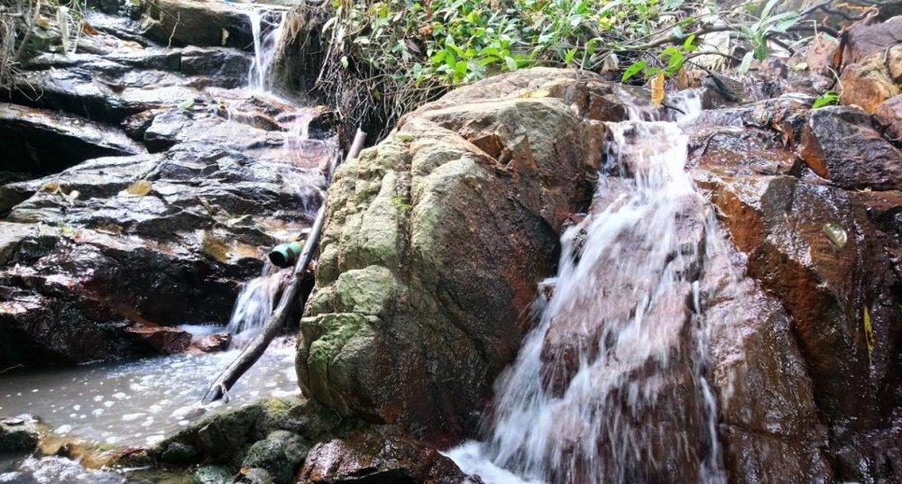 An amazing waterfall