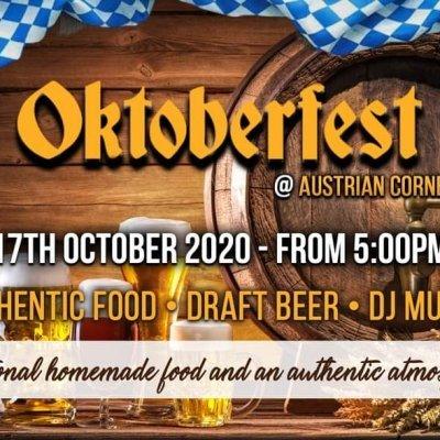 Oktoberfest at the Austrian Corner/Food Mafia in Maenam