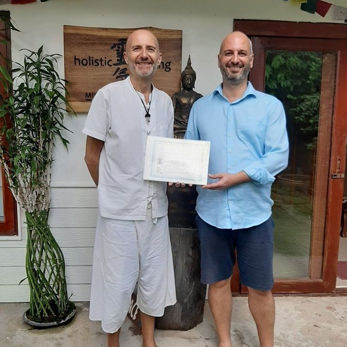 Reiki course I with Simon Belcher