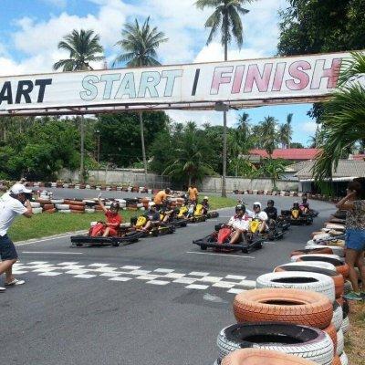 Let's go karting!
