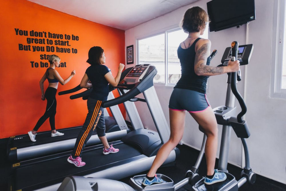 Fitness is important, make your way to the gym!