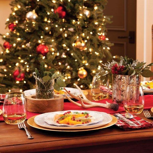 Christmas Eve Gala Buffet Dinner