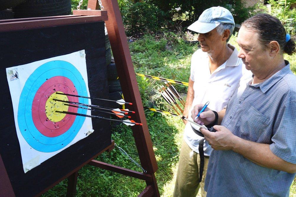 Let's do archery