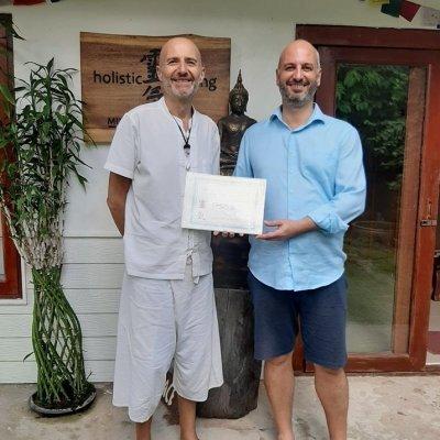 Reiki course I with Simon Belcher