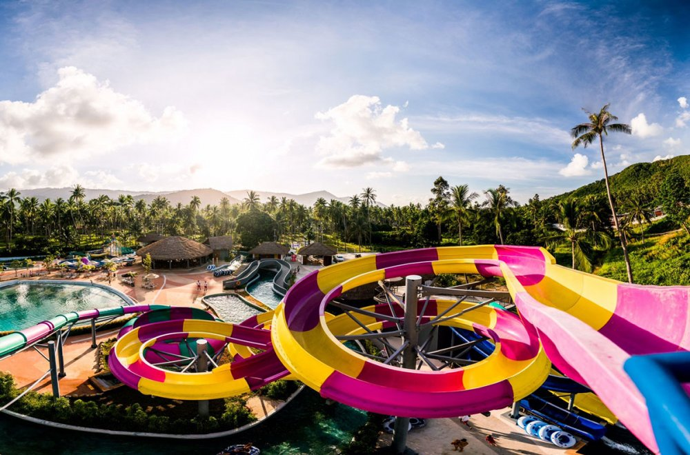 Water holiday for children and adults!