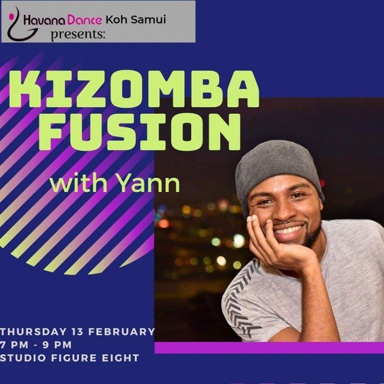 Kizomba Fusion with Yann Raja