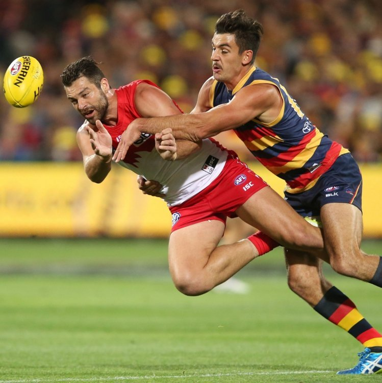Adelaide Crows vs Sydney Swans - AFL 2020 Round 1